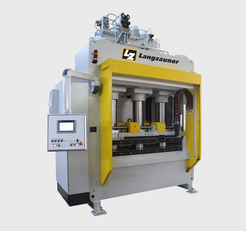 molding press 400 t