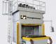 PCM-Prepreg-Sandwich-crush-core-hydraulikpresse-300ton