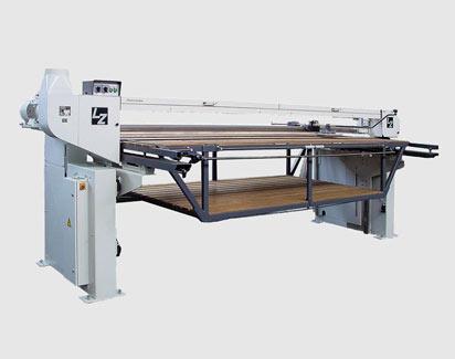 Einband-Schleifmaschine LZG-M-I-SY