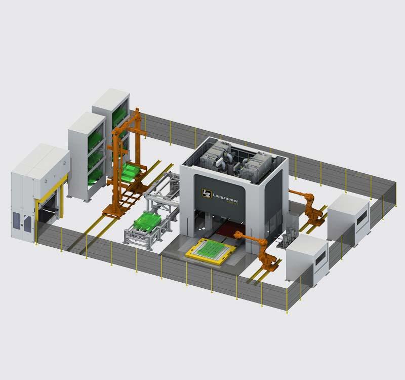 HP-RTM-Presssysteme