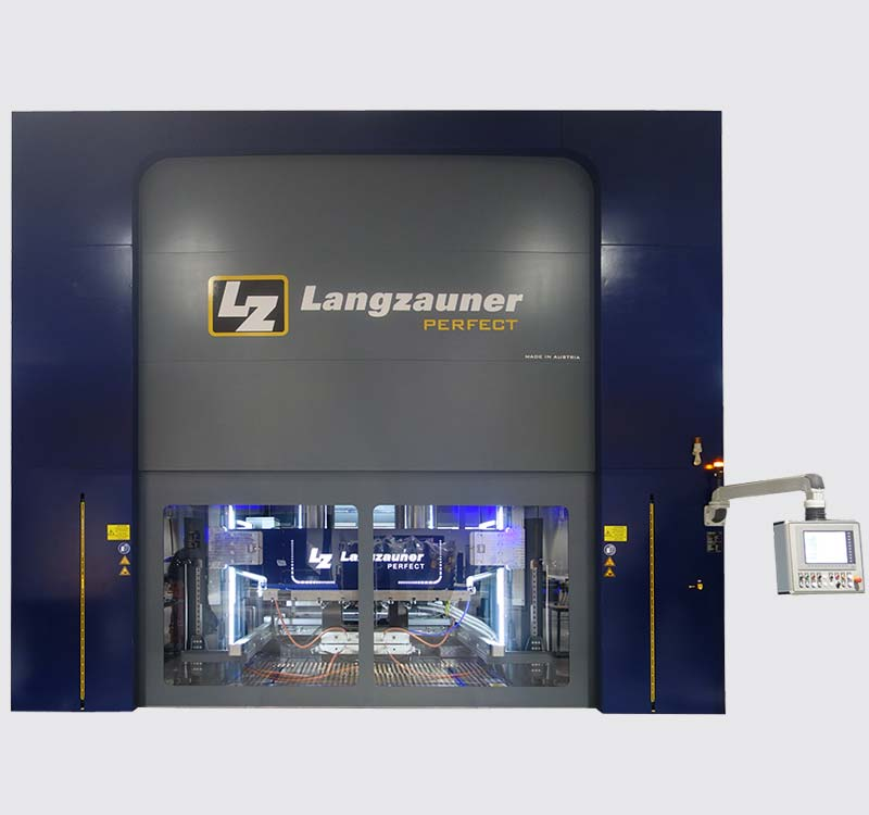 Multiprozess-Laborpresse 1600t