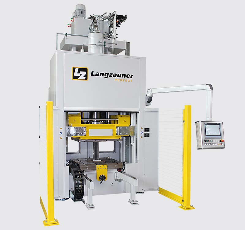 Presse HP-RTM 200t