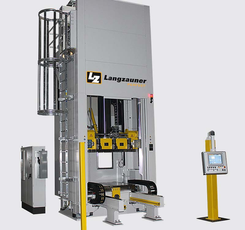 Presse HP-RTM 300t