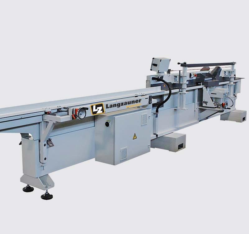 through-feed sanding machine