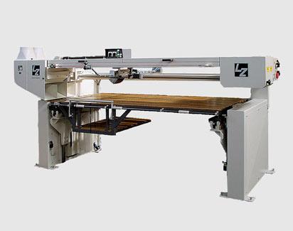 zweiband-schleifmaschine LZG-M-II-SY