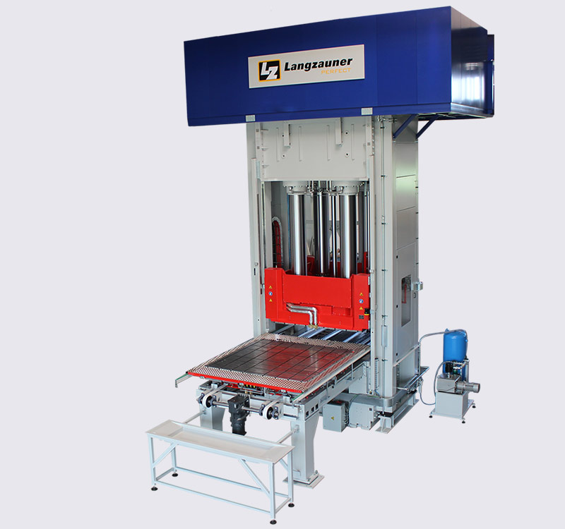 Hydro Forming Press, PCM Prepreg Press
