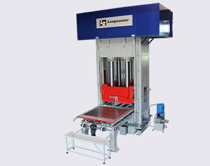 Hydro Forming Press; PCM Prepreg Press