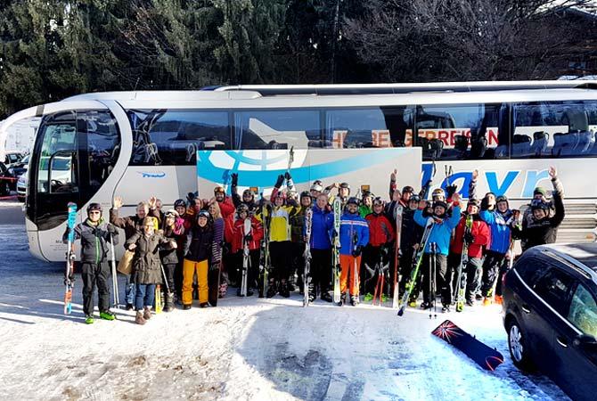 Ski- und Wellnesstag