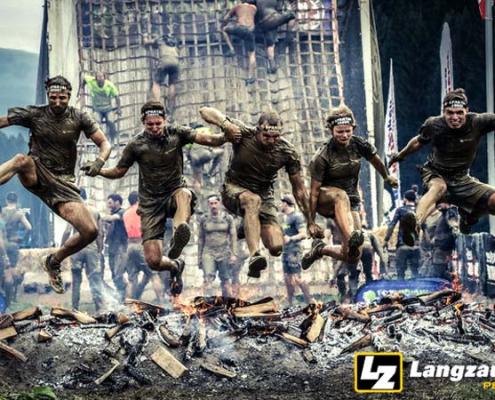 Langazuner goes Spartan