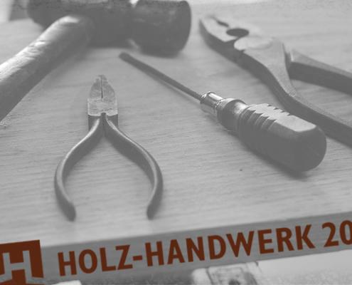 Messe Holzhandwerk 2018