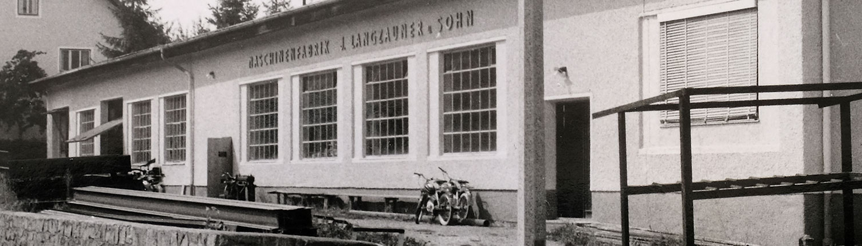 Langzauner altes Firmengebäude