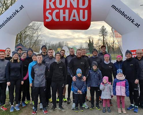 Renn mit und hüf Charity Lauf