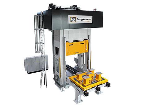 SMC-BMC-GMZ-Hydraulikpresse