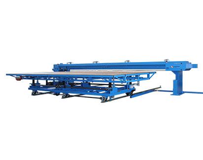 Bandschleifmaschine Metall