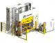 Formenträgerpresse Werkzeugshuttlesystem