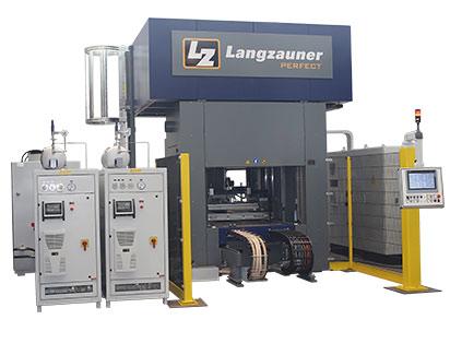 Laborpresse Hydraulikpresse