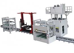 RBG Automatisierungslinie