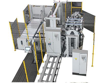 Regalbediengerät Automatisierung